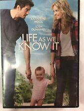 Movie , DVD Life as we know it