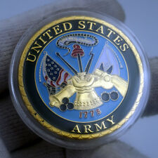 US Army Military 1775 Strong United States Patriotism challenge coin Collection