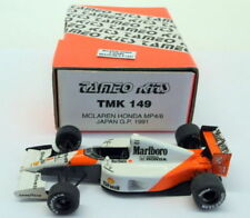 Coches de carreras de automodelismo y aeromodelismo hondos McLaren