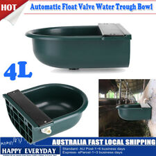Automatic Drink Water Bowl Brass Float Valve Trough Stock Animal Cow Horse Dog