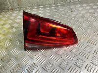 VW Volkswagen Golf MK7 Driver Smoked Inner Rear Lamp Tail Light O/S RIGHT