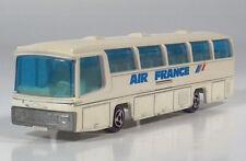 Majorette 373 Neoplan Coach Air France Airport Bus HO 1:87 Scale Model
