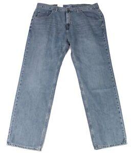 Nautica Men's Big and Tall Classic Fit Jean (Blue, 44x34)