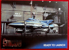 STINGRAY - Foil Chase Card #F5 - READY TO LAUNCH, GERRY ANDERSON COLLECTION 2017