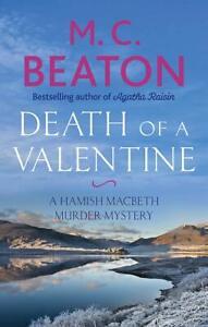 M.C. Beaton - Death of a Valentine  *NEW* + FREE P&P