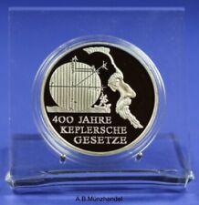 10 Euro-Silber-Gedenkmünze 2009   – Johannes Kepler -  spiegelglanz PP