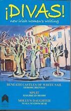 Divas: An Anthology of New Irish Women's Writing-ExLibrary
