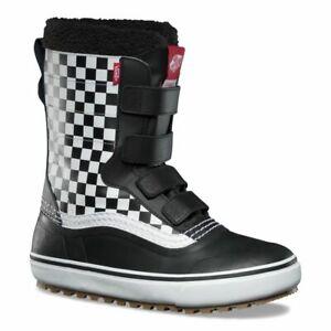 VANS - Standard V MTE | Mens Snow Boots | Checkerboard / Black