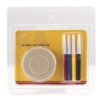 Precision 4 Oiler Pens Needle With Oil Cup Lubricator Dish Watch Repair Tool Kit