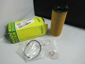 Mann Oil Filter HU6004X For BMW MINI TOYOTA