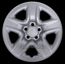 """4 Silver 2006-2012 Toyota RAV4 17"""" Wheel Skins Hub Caps Full Rim Skin Covers New"""
