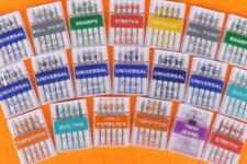 Klasse Sewing Machine Needles LEATHER Assorted size 90-100 1x Pack of 5 Needles