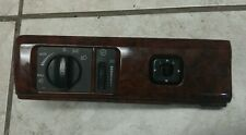00-04 LINCOLN LS HEADLIGHT POWER DOOR MIRROR SWITCH ASSEMBLY OEM