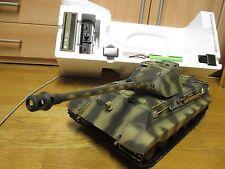 "1/16 RC-Tank ""Königstiger"" Sd.Kfz.182 Infrarot-Battle-System/Sound/Rauch!"
