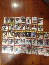 Vintage 1990-92 VANCOUVER CANUCKS LOT / 35 Vintage NHL Hockey Card Lot