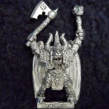 1992 Epic Chaos Blood Thirster 2 Daemon Citadel Warhammer Army 6mm 40K Demon GW