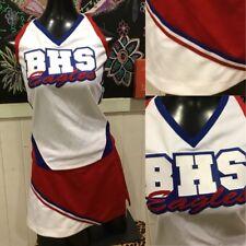 Real Cheerleading Uniform Adult S
