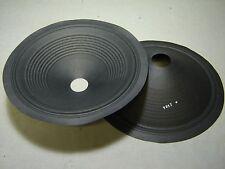 """Pr. 12"""" Paper Speaker Cones -- Recone Parts -- 9853"""