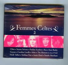 FEMMES CELTES  CD (NEW)  /VOL.2 CHLOE / SUSANNA SEIVANE/ PAULINE SCANLON