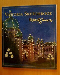 Victoria Sketchbook - Aquarelle /  Kanada Vancouver Island Aquarell Bild Bilder