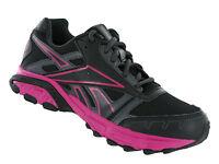 New Womens Black Pink Mercury Sports Skate Fashion Trainers Shoes Size 3-8 UK