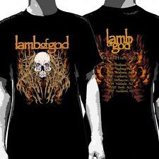 LAMB OF GOD - Insurrection T-shirt - NEW - MEDIUM ONLY