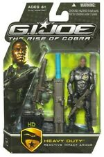 2009 GI Joe Rise of Cobra Reactive Impact Armor Heavy Duty Figure!