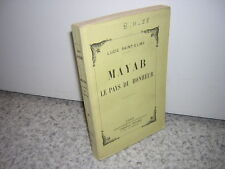 1949.Mayab pays du bonheur / Lucie Saint-Elme. envoi autographe.Mexique Maya