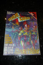 STARLORD Comic - No 17 - Date 02/09/1978 - UK  Paper Comic