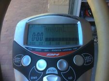 elliptical cross trainer - Ocean program