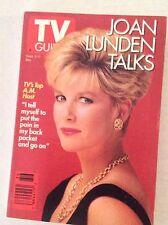Tv Guide Magazine Joan Lunden September 5-11 1992 021917RH