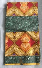 Colourful African Print  Fabric.(6 Yards)