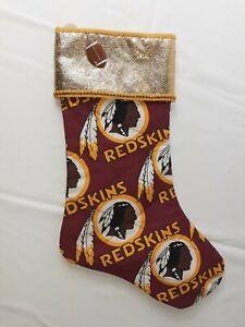 NFL Washington Redskins Christmas Xmas Stocking