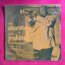 Louis Armstrong - Louis Armstrong with Gordon Jenkins & Orch, incl BlueberryHill