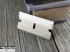 Ted Pella Gem Personna Single Edge cuchillas de afeitar para afeitado -- 25ct