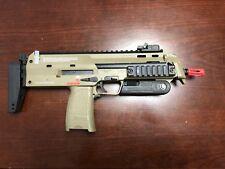 H&K KWA MP7 Full Auto Metal Gas Blowback GBB Airsoft Gun