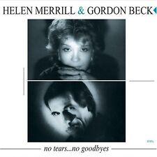 Helen Merrill - No Tears No Goodbyes [New CD]