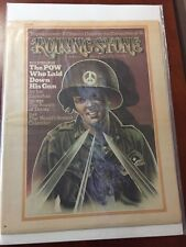 Rolling Stone Magazine #157 March 28 1974 Lou Reed Bob Dylan Vietnam Cover