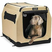 "Petnation Port-A-Crate Indoor & Outdoor Soft Sided Dog Crate, 36""L"
