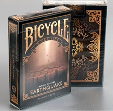 "Bicycle Natural Disasters ""Earthquake"" Playing Cards by Collectable Playing Card"