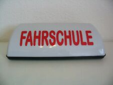STARKER MAGNET FAHRSCHULE-DACHZEICHEN FAHRSCHULSCHILD SCHNÄPPCHEN NEU TOP !