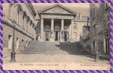 Poitiers - el palacio de justicia