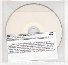 (GO46) The Cave Singers, Beach House - 2009 DJ CD