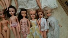 14 Vintage Sindy dolls