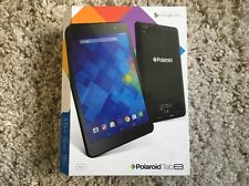 Polaroid Tab 8 - 7.85 Inch Tablet Android 4.4 Kit Kat 16GB - 1GB RAM - Black