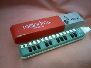 Hohner Melodica Soprano With Case Made In Germany