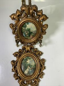 Vintage Mini Ornate Frames
