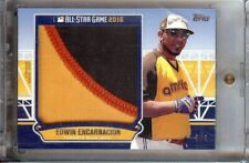 Edwin Encarnacion 2016 Topps Jumbo All-Star Patch Relic Blue Jays #ASJP-EE 6/6