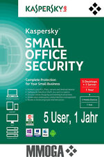 Kaspersky Small Office Security (v. 4) Box-pack (1
