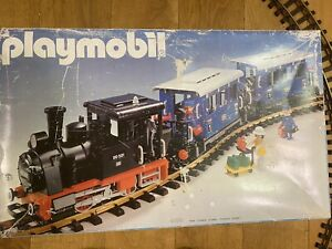 Playmobil LGB 4000 Ovp, Wartehäuschen 4370, Reisende 3402 Sehr Selten
